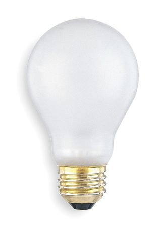 LUMAPRO 100W,  A19 Incandescent Light Bulb