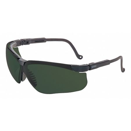 Honeywell Shade 5.0 Safety Glasses,  Scratch-Resistant,  Wraparound