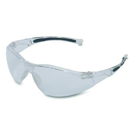 2CVH2 Safety Glasses, Clear, Antifog