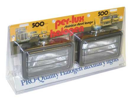 Fog/Driving Lamp, Powder-Coated, PK2