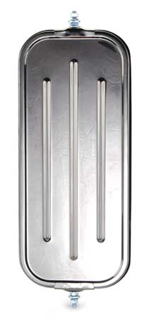 Flat Ribbed Mirror
