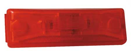 Clearance/Marker Lamp, Double Bulb, Red