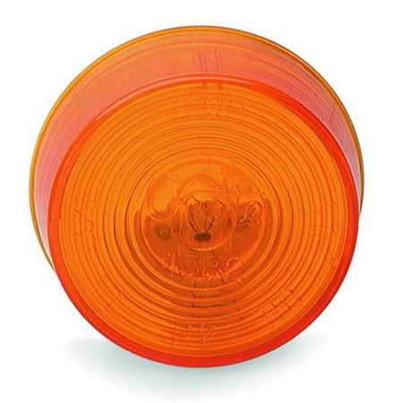 Clearance/Marker Lamp, Lens Optic, Yellow