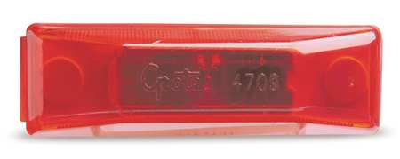 Clearance/Marker Lamp, 19 Style, Red