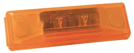 Clearance/Marker Lamp, 19 Style, Yellow