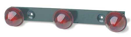 Bar Lamp, Beehive, Red