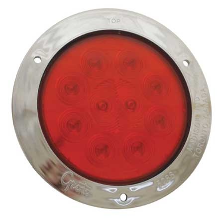 10-Diode Pattern Stop/Tail/Turn LED Lamp