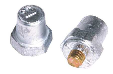 Straight Connector Conversion, Screw, PK10