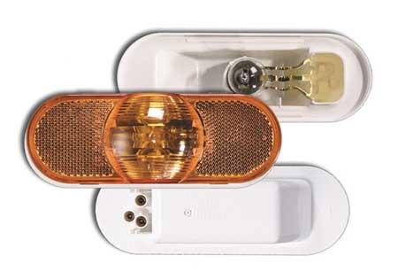 Side Turn/Marker Lamp, Oval