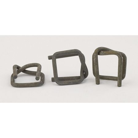 Strapping Buckle, 3/4 In., PK1000