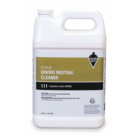 Neutral Floor Cleaner, 1 gal.