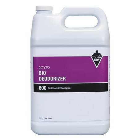 Liquid Deodorizer, Size 1 gal., Floral