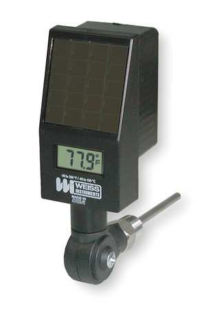 Bimetal Thermometer, -40 to 300F