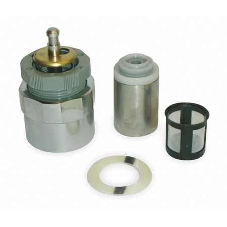 Plastic Valve Kit,  Includes Actuator Unit,  Washer,  Valve,  Filter Screen