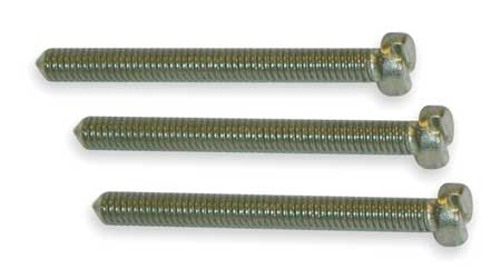 Stainless Steel Cartridge Screws,  Pk3
