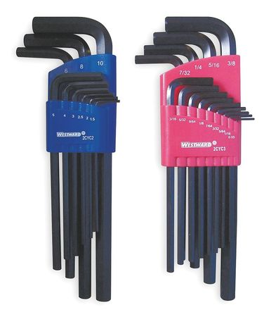 Hex Key Set, Pieces 22, S17,  M7