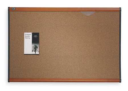 "Cork Bulletin Board 24""H x 36""W"