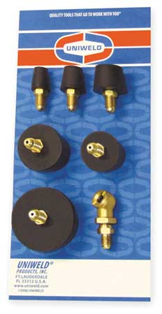 Plug Adaptor Kit, Use w/ All Lines