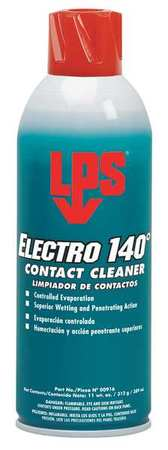 LPS 16 oz. Aerosol Can,  Contact Cleaner