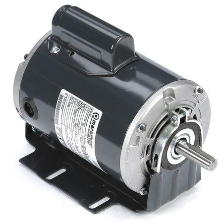 Marathon Motors OEM Replacement Motor, Fans, PSC, 1/2 HP 048A11O1744 ...
