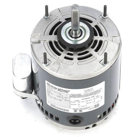 Marathon motors oem replacement motor psc 1 6 hp for Marathon electric motor replacement parts