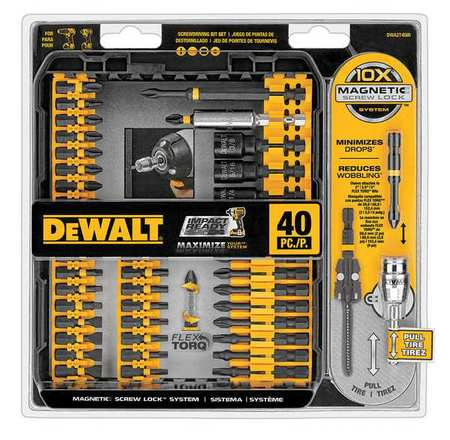 Impact Ready Screwdriving Sets