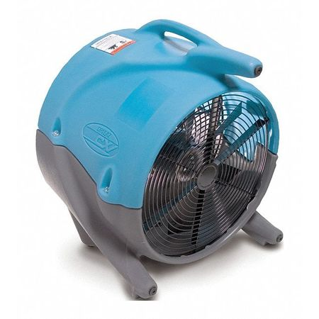 Industrial/Jobsite Blowers and Fans