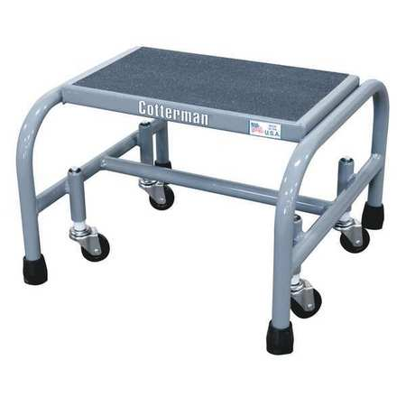 Mobile Step Stand 12 In H 450 lb. Steel  sc 1 st  Zoro.com & Cotterman Mobile Step Stand 12 In H 450 lb. Steel ... islam-shia.org