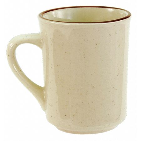 Spice White Spice China Mug 8-1/2 oz.,  Pk36