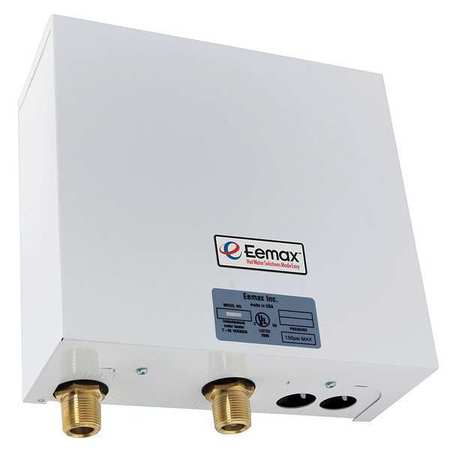 eemax 240vac electric tankless water heater 19000w, commercial