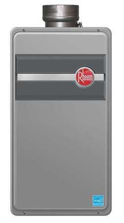 Rheem Natural Gas Tankless Water Heater 11000 157000 Btuh