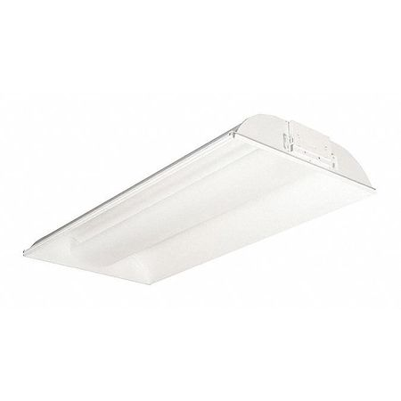 Philips Recessed Fluorescent, 2x4, 2-Lamp Fixture CFH2GPF232UNV-1/2 ...