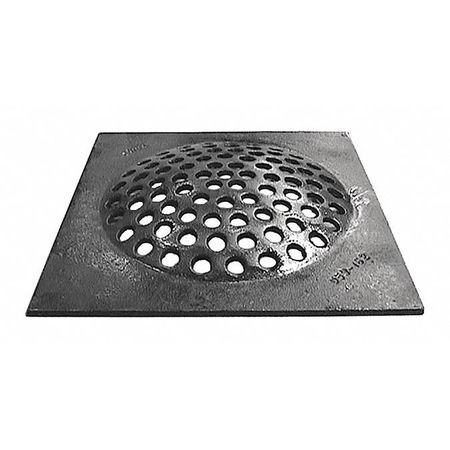 JONES STEPHENS D59162 Cast Iron Square Cesspool Grate 2