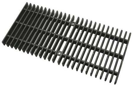 Zurn industries floor drain grate 11 1 4in w 24in l p12 for 12 x 12 floor drain grate