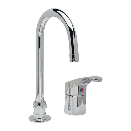 Zurn Bathroom Faucet zurn bathroom faucet rigid/swivel spout, polished chrome, 3 holes