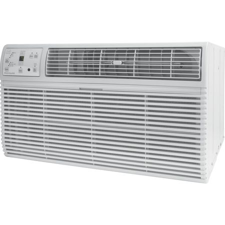 Frigidaire 8000 btu wall air conditioner w heat 115v for 115v window air conditioner with heat