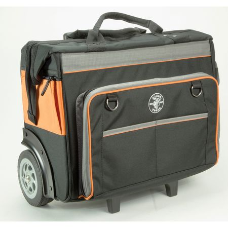 Rolling Tool Bag 24 Pockets