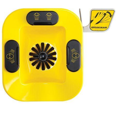 Speakman Wall Mount Eye Face Wash Station Yellow Se 1000