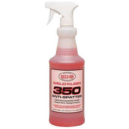 Weld Kleen 350 Quart Empty with sprayer
