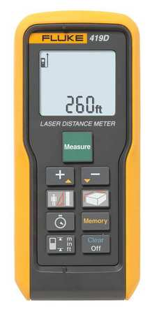 Laser Distance Meter,Up To 260 ft