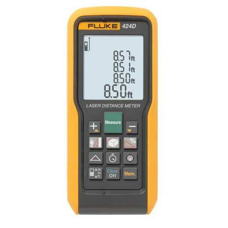 Laser Distance Meter,Up To 330 ft
