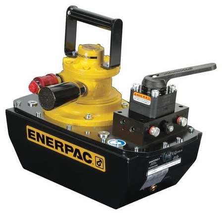 Hydraulic Pump, Electric, 1.7 hp, Universal Motor, 10,000 psi Max Pressure -  ENERPAC, ZU4208MB