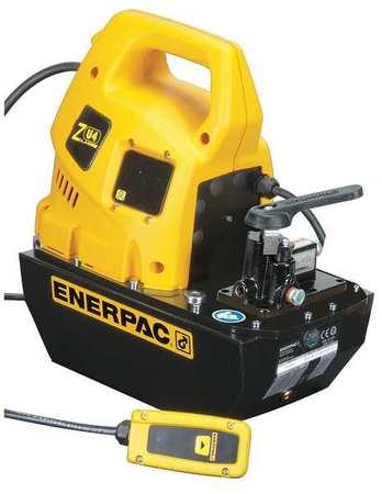 Hydraulic Pump, Electric, 1.7 hp, Universal Motor, 10,000 psi Max Pressure -  ENERPAC, ZU4204SB