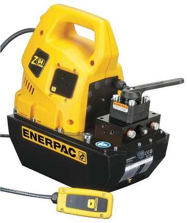 Hydraulic Pump, Electric, 1.7 hp, Universal Motor, 10,000 psi Max Pressure -  ENERPAC, ZU4420MB