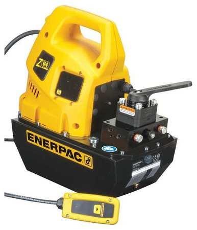 Hydraulic Pump, Electric, 1.7 hp, Universal Motor, 10,000 psi Max Pressure -  ENERPAC, ZU4704PB