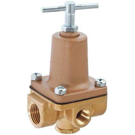 watts water pressure regulator valve 1 2 in 1 2 lf263a 10 125. Black Bedroom Furniture Sets. Home Design Ideas