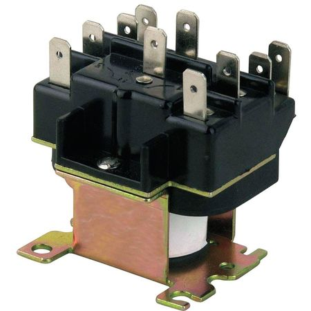Magnetic Relay, Switching,  24V Coil