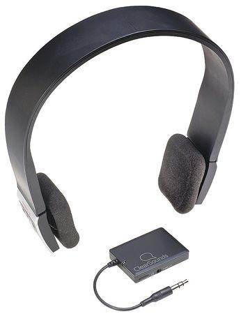 52VX62 TV Listening System, Plastic, Bluetooth