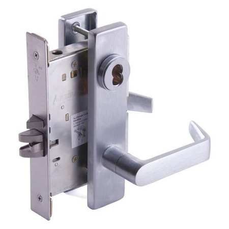 Schlage Lever Lockset Mechanical Classroom L9070bd 06l