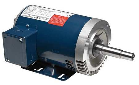 Close-coupled Pump Motors (jm/jp Shaft)